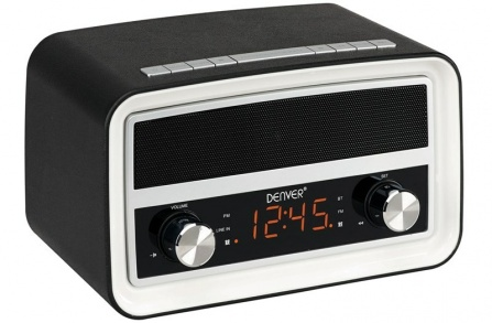 Radio-budík Denver CRB-619 Black