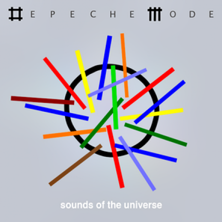 Depeche Mode - Sounds of the Universe LP (2)