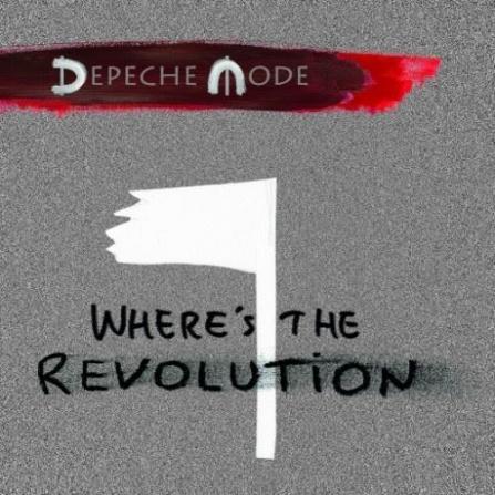 Depeche Mode - Where´s The Revolution (Remixes) CD