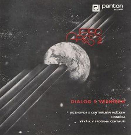 Progres 2 - Dialog s vesmírem CD