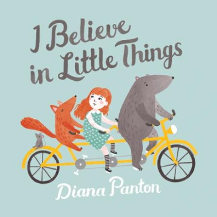 Diana Panton - I Belive In Little.. CD