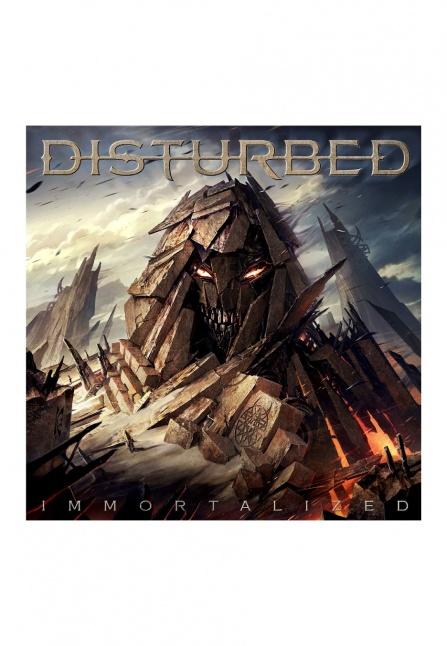 Disturbed - Immortalized CD