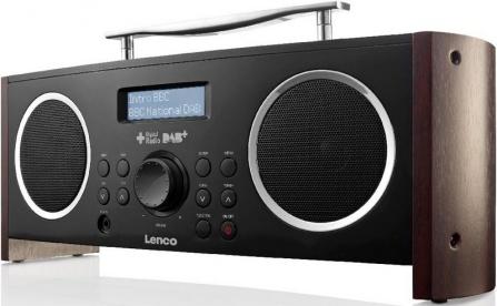 Radio Lenco DR02