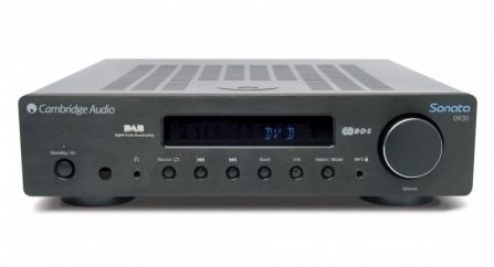Receiver Cambridge Audio Sonata DR30 - černá