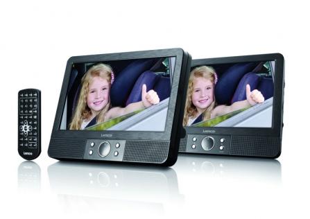 Cestovní přehrávač DVD LENCO MES 405