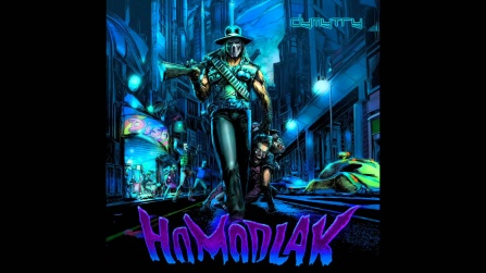 Dymytry - Homodlak CD