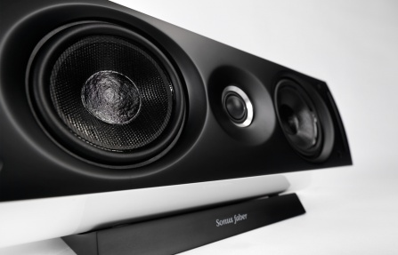 Sonus Faber Venere Center - bílý