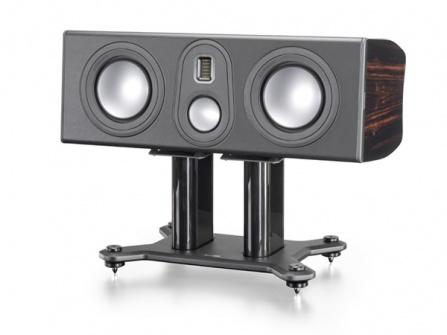 Monitor Audio Platinum PLC350 II - Ebony Real Wood Veneer