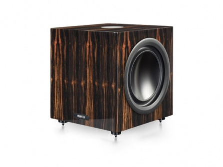 Monitor Audio Platinum PLW215 II - Ebony Real Wood Veneer