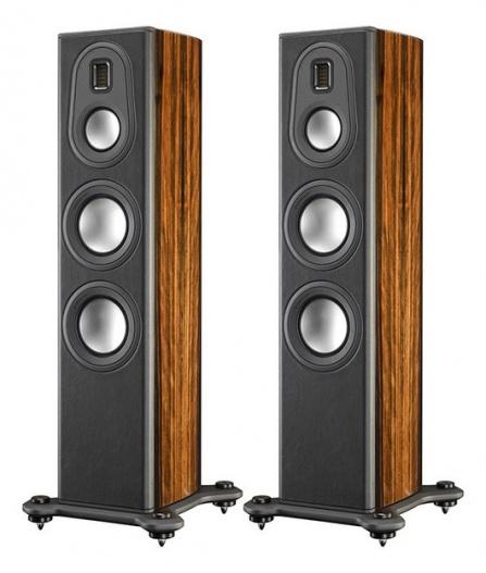 Monitor Audio Platinum PL200 II - Ebony Real Wood Veneer
