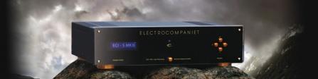 Electrocompaniet ECI-5 Mk II - Vítr ve studiu