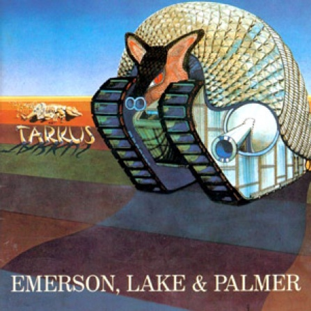 Emerson, Lake a Palmer - Tarkus LP