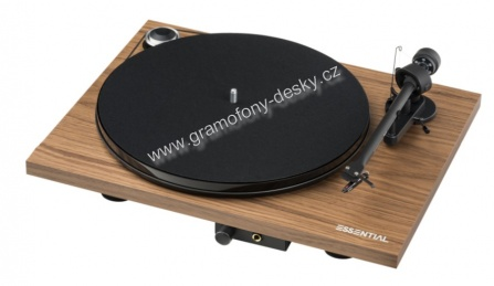 Pro-Ject Essential III HP - Walnut