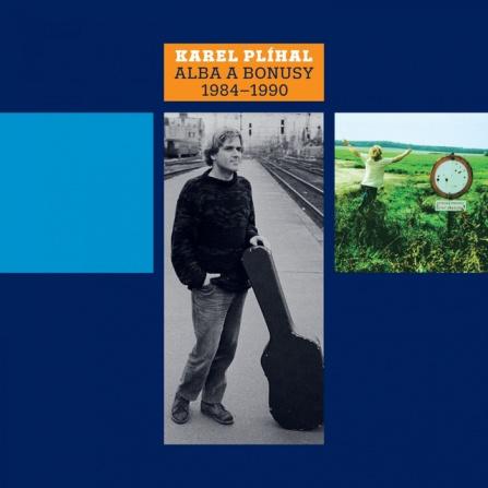 Karel Plíhal - Alba a bonusy 1984-1990 (2CD)