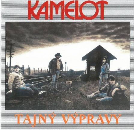Kamelot - Tajný výpravy CD