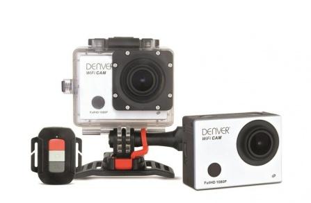 Sportovní Full HD kamera Denver ACT-5030W