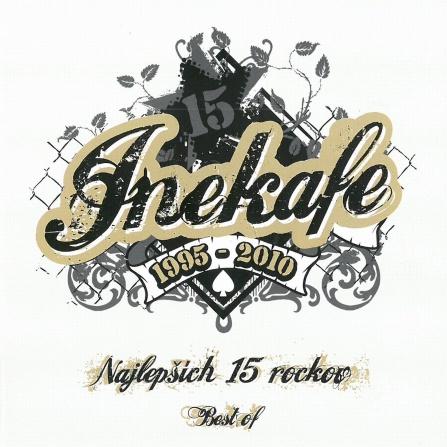 Iné Kafe - 1995 - 2010 Najlepších 15 rockov (2CD)