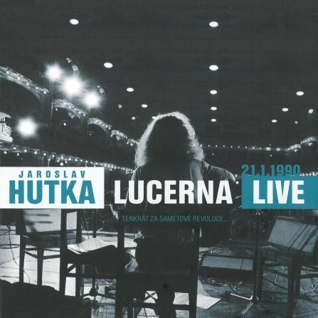 Jaroslav Hutka - Lucerna Live 21.1.1990 (3CD)