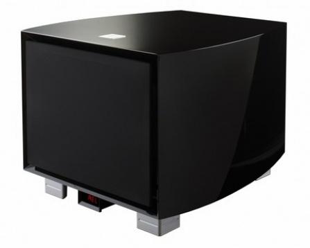 REL Acoustics Giblartar G1 - černá