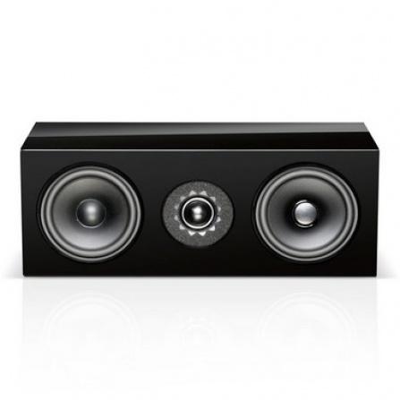 Audio Physic Classic Center - Glass Black High Gloss