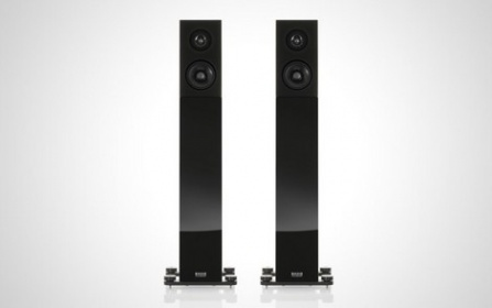 Audio Physic Avanti - Glass Black High Gloss