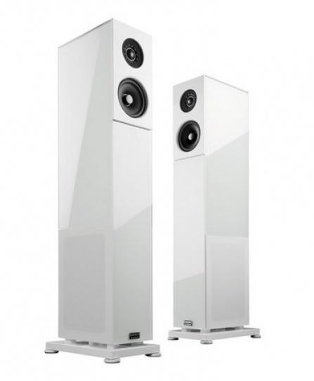 Audio Physic Classic 20 - Glass White High Gloss