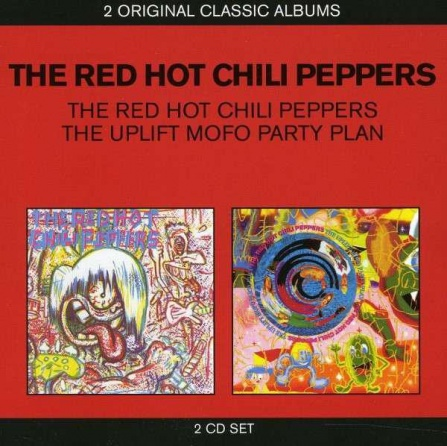 Red Hot Chili Peppers - Classic albums (2CD)