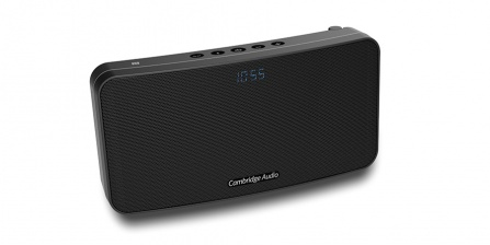 Cambridge Audio GO radio - černý