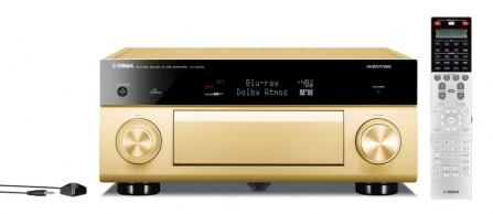 Yamaha CX-A5100 - Gold