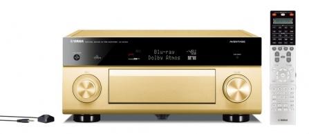 Yamaha CX-A5100 - Gold
