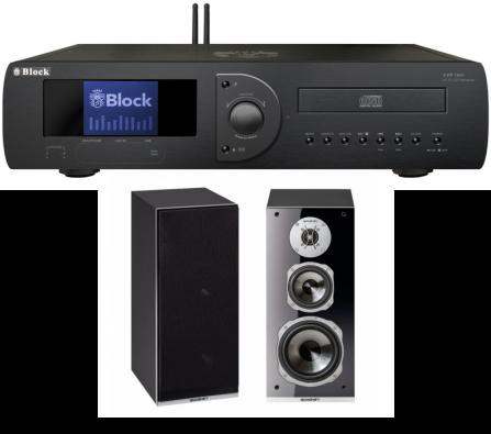Block CVR-100+ MKII + Argentum 530