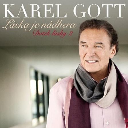 Karel Gott - Láska je nádhera LP