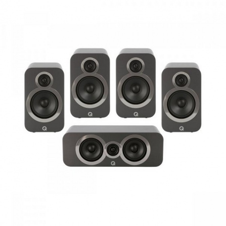 Q Acoustics 3020i 5.0 Graphite Grey