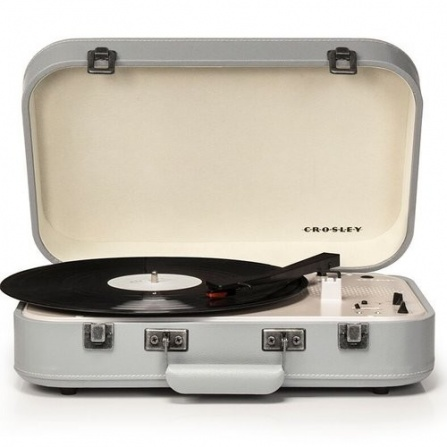 Crosley Coupe Grey