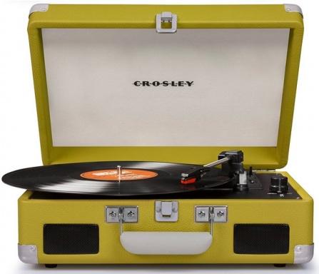 Crosley Cruiser II Green