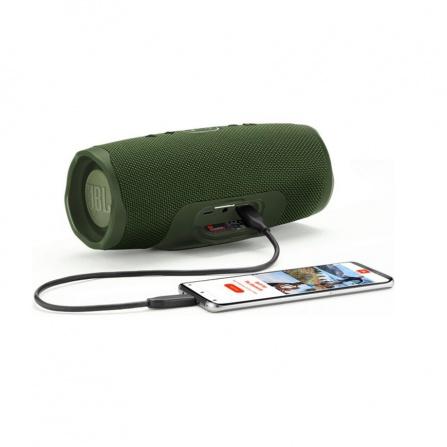 JBL Charge 4 Green