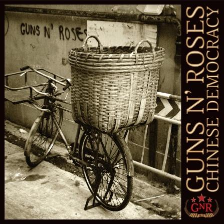 Guns N´ Roses - Chinese Democracy 2LP