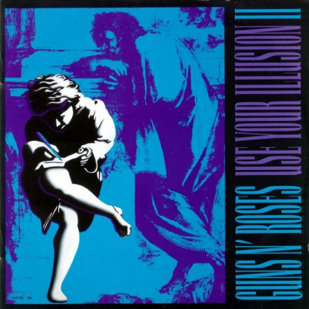 Guns N´ Roses - Use Your Illusion 2 (2LP)