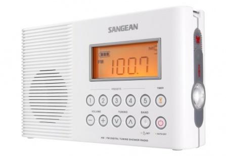 Radio Sangean H-201 White