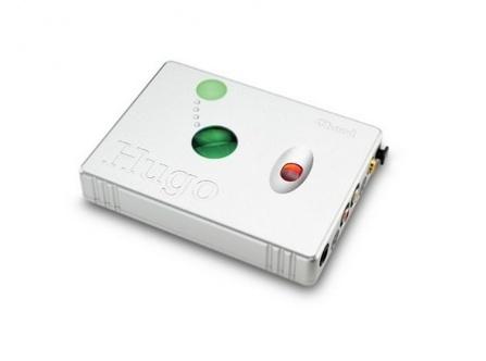 Chord Electronics HUGO - stříbrná