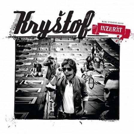 Kryštof - Inzerát CD