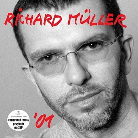 Richard Müller - ´01 (2LP)