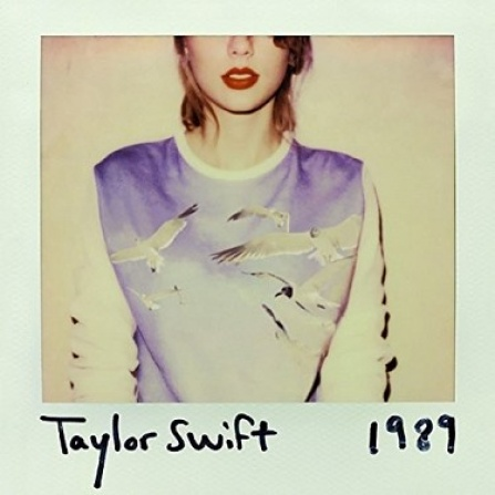 Taylor Swift - 1989 CD