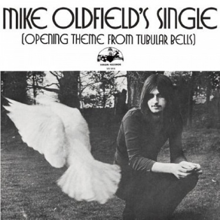 Mike Oldfield - Theme From Tubular Bells / LTD LP