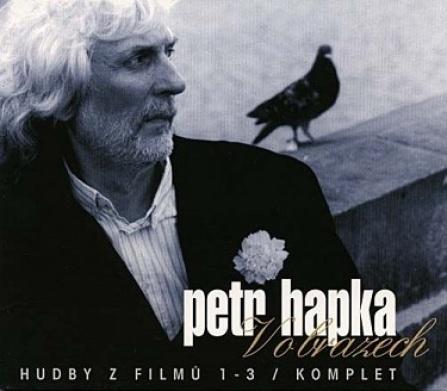 Petr Hapka - V obrazech BOX (3CD)