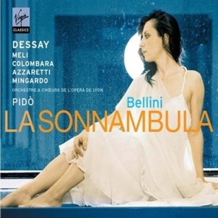 SFS / Lenárd - Bellini : La Sonnambula CD