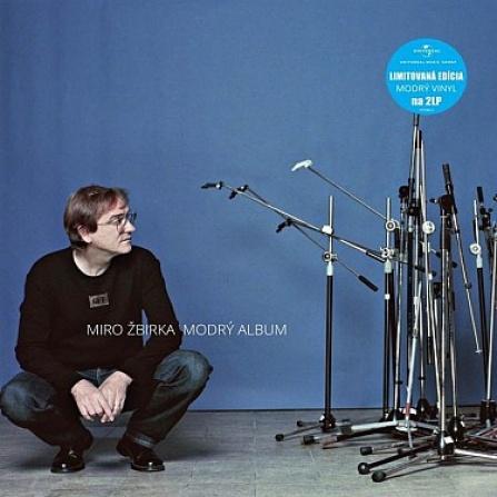 Miroslav Žbirka - Modrý album LP (2)