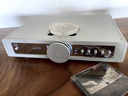 B.M.C. AUDIO BDCD1.1 CD PLAYER - bazar