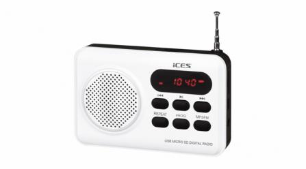 Lenco ICES IMPR-112 White