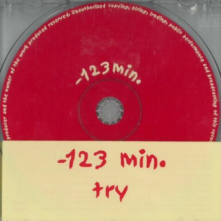 123 min. - Try CD